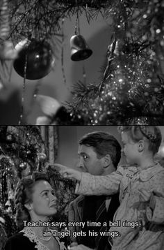 It's A Wonderful Life: One of my favorite lines in movie history:)
