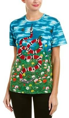 Gucci T-shirt. Must Haves, Christmas Sweaters, Product Launch, Gucci, Boutique, T Shirt, Shopping, Fashion, Supreme T Shirt