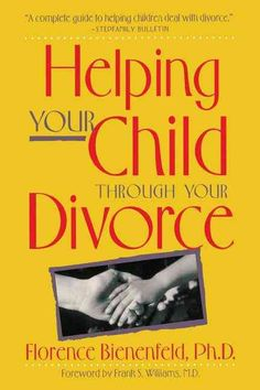 Divorce is a difficult process for all those involved, and it is particularly hard on children. This book explains how you can create a safe, nurturing environment for your children so they can recove
