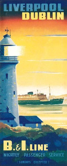 LIVERPOOL - DUBLIN