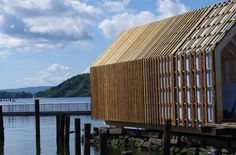 boathouse | Oslo, Norway | built by architecture students