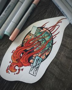 1,422 отметок «Нравится», 14 комментариев — Akos Tattoo (@akostattoo) в Instagram: «Stickers coming soon !! Also available to be tattooed»