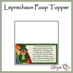 Leprechaun Poop