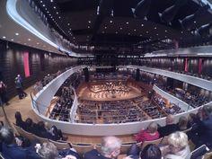 Zapierające dech Narodowe Forum Muzyki #NFM #WrocLove