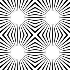 Op Art in Gorgeous Geometric Designs