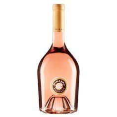 Vin rosé domaine Miraval. Millésime 2013. Jolie-Pitt & Perrin. AOP/AOC Côtes de Provence. Le rosé de Brad et Angelina, un plaisir !