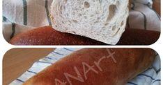 Rozkvas: 1 pl kvásku ( v mojom prípade ražný) 150g hlad.múky 00 150g vody Dobre premiešame a necháme kysnúť 9-12 hod. C... Bread, Food, Brot, Essen, Baking, Meals, Breads, Buns, Yemek