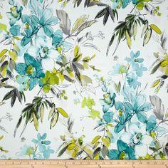 Covington Nadine Twill Spa - Fabric.com