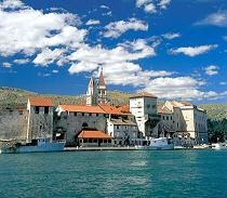 Trogir, Croatia...home sweet home for a while, and somewhere I definitely want to return to.