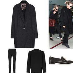 Mote for jenter på nett Boyfriend Coat, Olsen, Mock Neck, Loafers, Boho, Chic, Winter, Shopping, Fashion