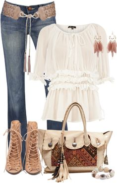 """""""Untitled #407"""" by johnna-cameron on Polyvore"""