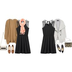 Untitled #17832 by hanger731x on Polyvore featuring H&M, Avenue, Chloé, Charlotte Russe, women's clothing, women's fashion, women, female, woman and misses