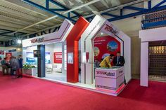 Exhibition Stall Design can help you immensely in promoting your brand. Promote Your Brand with Creative Stall Designed by DesignerPeople Design Agency. Exhibition Stall Design, Showroom Design, Exhibition Stands, Exhibit Design, Print Advertising, Advertising Campaign, Print Ads, Standing Signage, Corner Booth