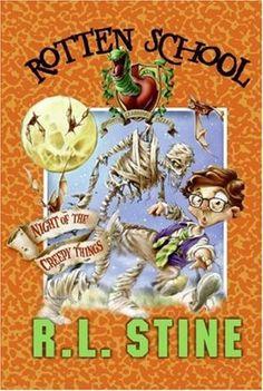 Night of the Creepy Things (Rotten School, #14)