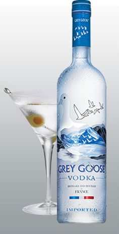 Greygoose Vodka 750 ml: $27.99
