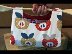 Artist Bag, Couture Sewing, Boutique, Diaper Bag, Lunch Box, Homemade, Creative, Desserts, Scrappy Quilts