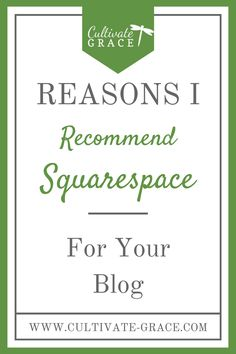 It's no secret that I'm a huge fan of Squarespace. When I made the decision to start a blog, I was so grateful to happen across this all-in-one platform for building my website. For those of you who haven't heard of Squarespace, it is a web-based system for creating and hosting a website. It's perfect for bloggers, shop owners and online entrepreneurs. Basically, anyone who needs a website should check out Squarespace! (if only they had an affiliate program...LOL) Today, I'm sharing my...