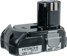 Hitachi 327731- BCL 1815 Lithium-Ion Battery 18 V 1.5 Ah