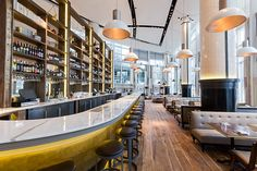 st cecilia restaurant atlanta - Meyer Davis