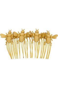 Eugenia Kim Beena gold-plated hair slide NET-A-PORTER.COM