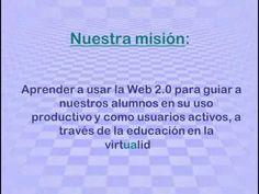 Blog con material, información, ayudas, tutoriales, cursos, sitios y afines sobre la Web 2.0 / TIC / Multimedia