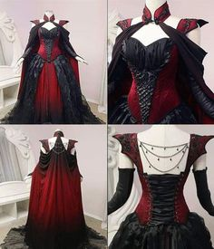 Exhilarating Jewelry And The Darkside Fashionable Gothic Jewelry Ideas. Astonishing Jewelry And The Darkside Fashionable Gothic Jewelry Ideas. Pretty Dresses, Beautiful Dresses, Fantasy Gowns, Goth Dress, Medieval Dress, Gothic Outfits, Gothic Fashion, Style Fashion, Fashion Ideas