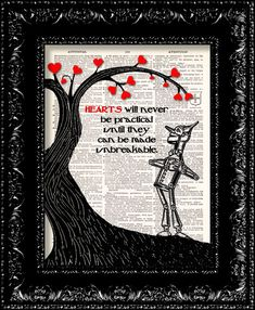 Wizard Of Oz  Tin Man  Hearts Will Never Be от TheRekindledPage