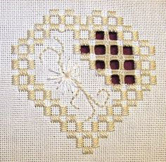 Hardanger Heart by Allisona, via Flickr