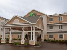 Rochester (NH) Holiday Inn Express Hotel & Suites Rochester United States, North America The 2-star Holiday Inn Express Hotel & Suites Rochester offers comfort and convenience whether you're on business or holiday in Rochester (NH). The property features a wide range of facilities to make your stay a pleasant experience. Facilities like free Wi-Fi in all rooms, 24-hour front desk, facilities for disabled guests, newspapers, laundry service are readily available for you to enjo...