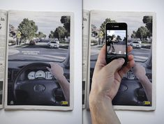 This interactive ad makes you think twice about texting while driving.