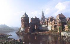 ArtStation - Germania, Rob Tuytel