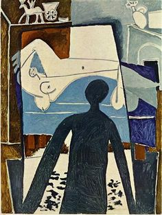The shadow - Pablo Picasso