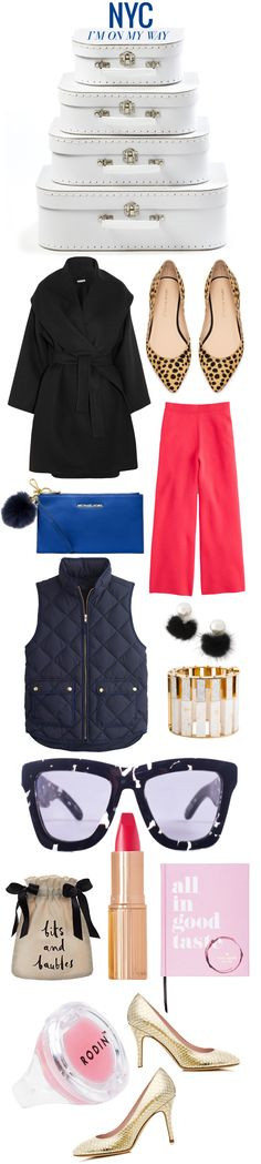 NYC-Chic Fall Attire - via Mrs. Lilien
