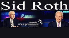 """Sid Roth Its Supernatural"" Sid Roth And Stress Free And Supernatural Power"
