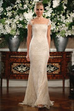 RK350 | Romona Keveza Luxe Bridal Fall 2013