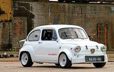 Fiat Abarth 1000 TCR - Suzuki GSX-R 1000 K2