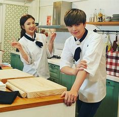 Find images and videos about kpop, idol and selca on We Heart It - the app to get lost in what you love. Wgm Couples, Kpop Couples, Movie Couples, Cute Couples, Sungjae And Joy, Sungjae Btob, Yongin, Who Are You School 2015, Sung Kyung