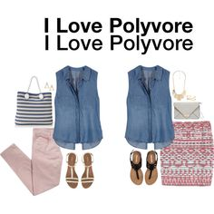 Untitled #13604 by hanger731x on Polyvore featuring polyvore, fashion, style, Aéropostale, Echo Design, Charlotte Russe, ASOS and Gorjana