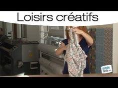 Abonnez-vous pour voir les prochains tuto : Cliquez ici http://vid.io/xqSs Comment transformer un tissu en sac à main ? Découvrez les astuces de Samantha dan...