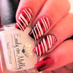 Candy Canes! - It's All About the Polish