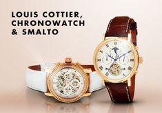 Louis Cottier, Chronowatch