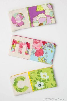 If you're like me you probably have a lot of little fabric scraps of various sizes left over from previous sewing projects. They pile up in your closet or craft room and you love them but you aren't quite sure what to do with them. I've got a few project ideas for you! 25 to...Read More »