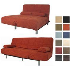 phoenix microfiber suede click clack futon sofa bed click clack futon cover   roselawnlutheran  rh   roselawnlutheran org