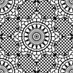 FLOWER kitchen walls https://www.pinterest.com/AnkAdesign/patterns/
