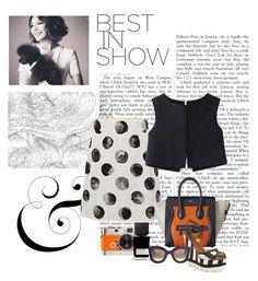 """Art gallery"" by peachgirl100 ❤ liked on Polyvore featuring Dolce&Gabbana, Jil Sander, Hermès, MiN New York and CÉLINE"