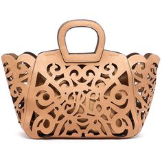 Everybody wants one! GINGER TOTE - Nude