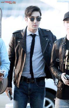 131024  Siwon at Incheon Airport