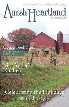 Amish Heartland, November 2013