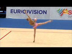 ▶ Yana Kudryavtseva (RUS). Final Pelota. Viena 2013 - YouTube