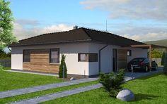 Návrh rodinných domů Elegante od APEX ARCH s.r.o.